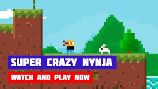 Super Crazy Nynja · Game · Gameplay