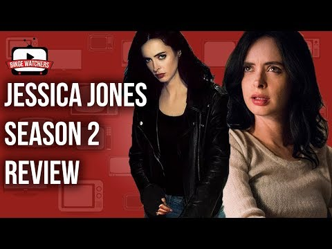 What Went Wrong With Season 2 of Jessica Jones? |  Review