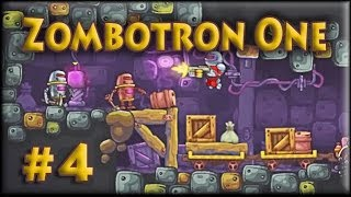 Zombotron One (7-8 lvl)