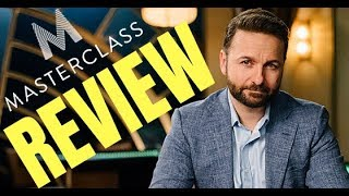 The ONLY Daniel Negreanu MasterClass REVIEW You Need 2019 (Complete Walkthrough by a POKER PRO)