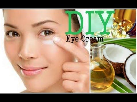 diy-eye-cream:-coconut-oil-&-vitamin-e