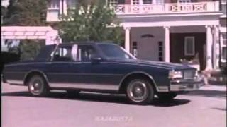 1990 Chevrolet Caprice Manufacturers Promo Video YouTube