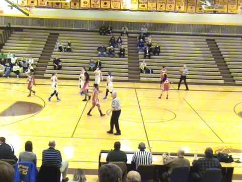 Johnsburg Girls Basketball vs. Amundsen 2-16-16 IHSA Regionals