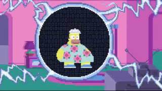 The Simpsons s26e14 hardsub ita theme song + the jetsons parody