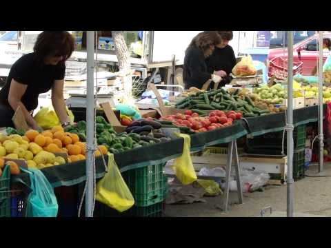 Eretria People's Market 2