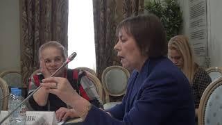 Часть 3. Трансляция из ОП РФ слушаний о включении УЗИ молочных желез в обязательную программу школ.