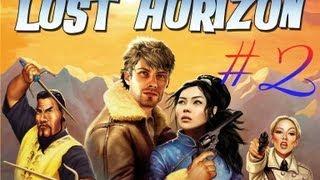 Quest: Прохождение Lost Horizon - Часть 2 (Маленький пройдоха)
