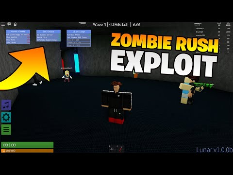 Roblox Hack Redline V30 Updated Cmds Exe Jailbreakphantom Forces And Other Game 2019 Roblox Zombie Rush Level Script Bux Gg How To Use