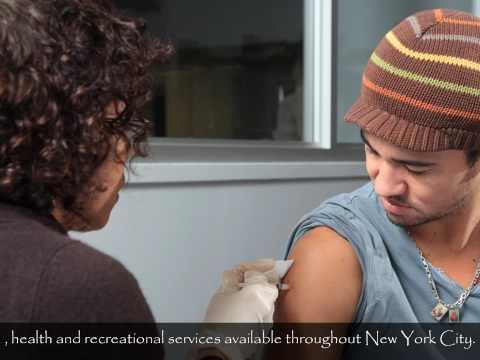Student Club Flu Shots - Spanish-American Institute - Times Square - New York City