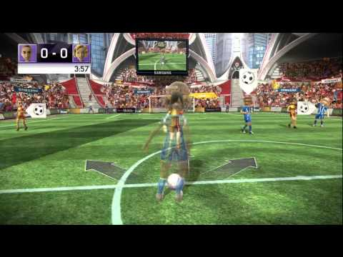 Kinect Sports: Soccer | Football Gameplay HD