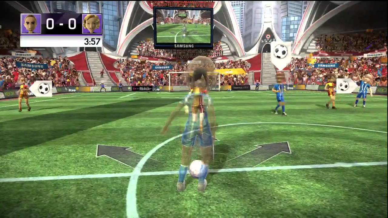 Kinect Sports Soccer Football Gameplay HD YouTube