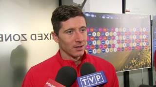 """Rumunia - Polska 0:3: Robert Lewandowski """"Na początku dzwoniło mi w uszach"""""""