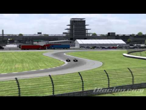 Indianapolis Road Course - Foracer Ajira Racing Track Guides 2013