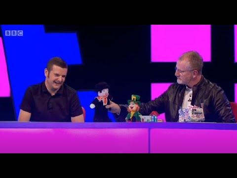 Jake O'Kane Explains Twaddell/Ardoyne Protest To Kevin Bridges (The Blame Game)