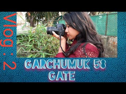 Garchumuk 58 Gate || Garchumuk Deer Park || Picnic Spot Near Kolkata || Vlog 2 || Monpakhi