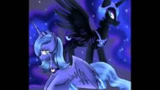 Princess Luna children of the night