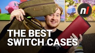 The Best (and Most Expensive) Nintendo Switch Cases | WaterField Design Switch Cases Review