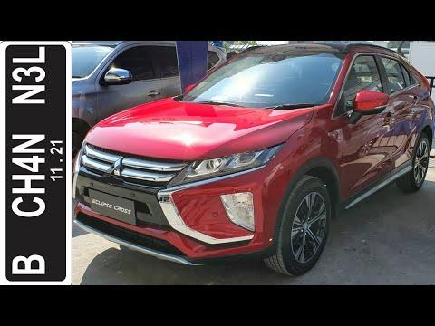In Depth Tour Mitsubishi Eclipse Cross Ultimate [GK] #GIIAS2019 - Indonesia