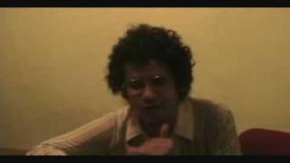 Entrevista a Omar Rodriguez Lopez - músico y director - parte1de3
