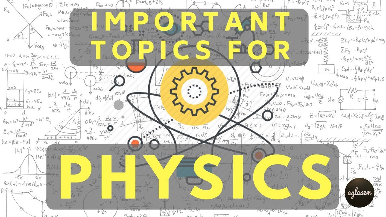 Important topics in physics for neet 2019