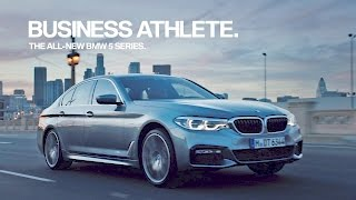 BMW 5 Series 2017 - TV Commercial