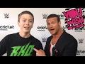 Meeting WWE Superstar Dolph Ziggler