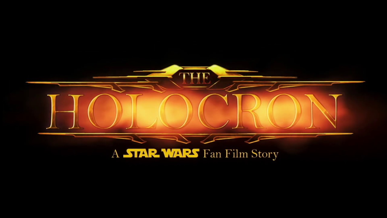THE HOLOCRON : A Star Wars Fan Film Story - TEASER - YouTube