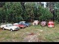 Bilblandning Ford, Chevrolet, Mercury mm.