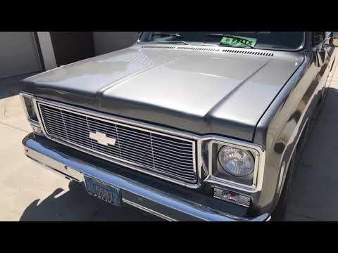 My 1977 Chevy C10 walk around