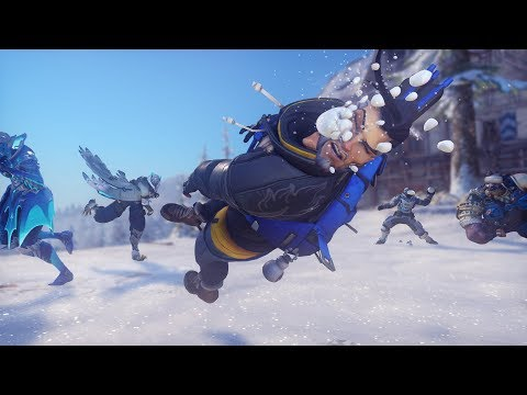 [PC] Overwatch Winter Event Live!!!