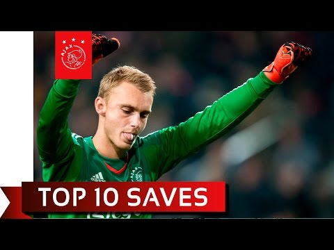 TOP 10 SAVES - Jasper Cillessen