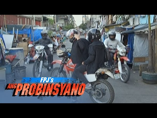 FPJ's Ang Probinsyano: Riding-in-Tandem