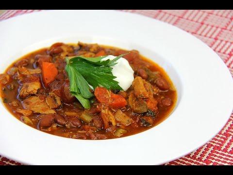 Jerk Chicken Chili Tasty Tuesday S Caribbeanpot Com Youtube