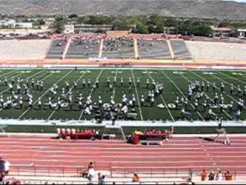 Bless the Screaming Bird Machine by Eldorado High School Marching Band