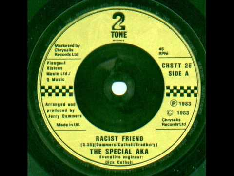 The Specials AKA - Racist Friend mp3