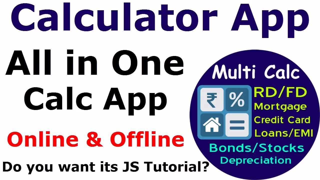 loan calculator credit card