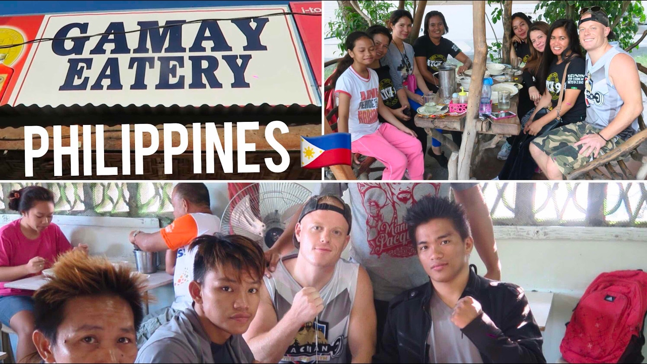 Eating at Manny Pacquiao's Favorite Restaurant in the Philippines??The Story of How I Met Pacma