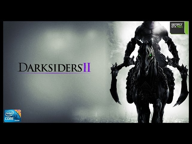 Darksiders 2 - I3 3250 + Gtx 750ti - Full Hd