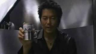asahi cool draft cm.