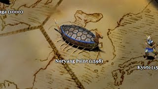 Age of Empires II: The Conquerors Campaign - 4. Battles of the Conquerors - Noryang Point (1598)
