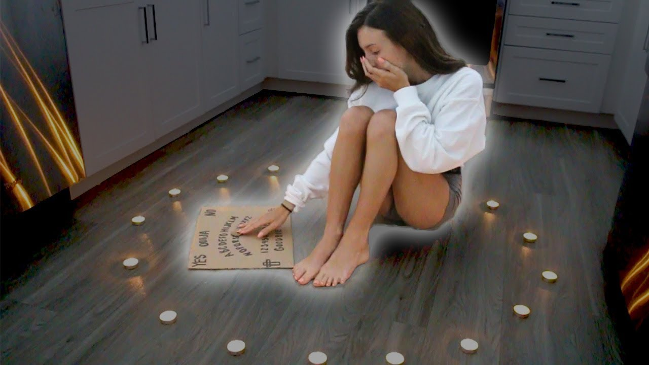 playing-the-ouija-board-by-myself