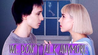 транслейт Charlie Puth, Selena Gomez - WE DON'T TALK ANYMORE (Russian cover | На русском)