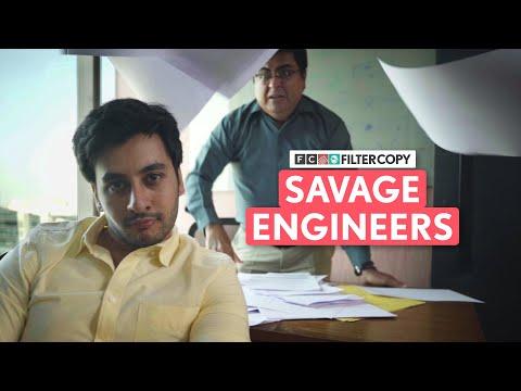 FilterCopy | Savage Engineers | Ft. Aditya Pandey, Dhanesh Dogra & Pyarali Nayani