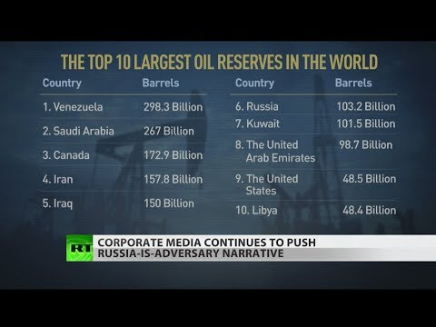 Top 10 oil-rich countries & why they're loved or loathed