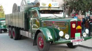 Tommy Lindbergs Scania Vabis