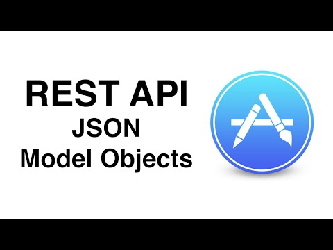 Swift: AppStore - Integrating REST API, JSON, and Model Objects (Ep 2)