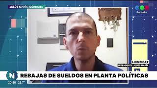 REBAJA DE SUELDOS EN PLANTA POLÍTICAS
