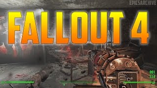 Fallout 4 Gameplay and Cinematics 1080p 60FPS