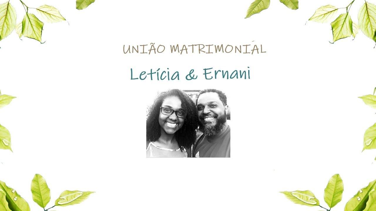 Download União Matrimonial Leticia e Ernani