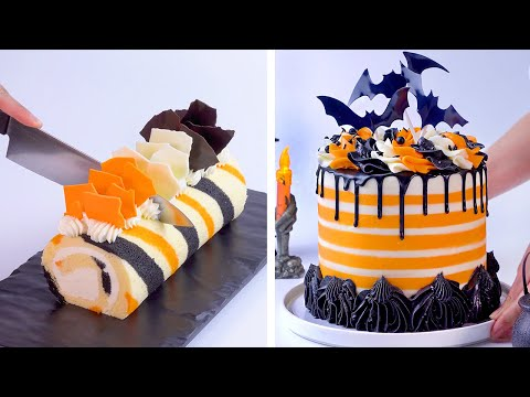 Quick And Easy Dessert Hacks Ideas For Halloween | Homemade Trick Recipes by So Tasty